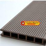 35552 Терасна дошка DECKING-DPK (Velvetto) — Шоколад