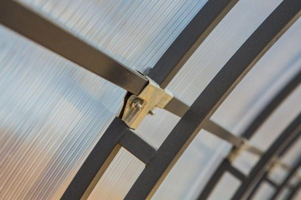 Кріплення для полікарбонату — саморізи для кріплення полікарбонатних листів
