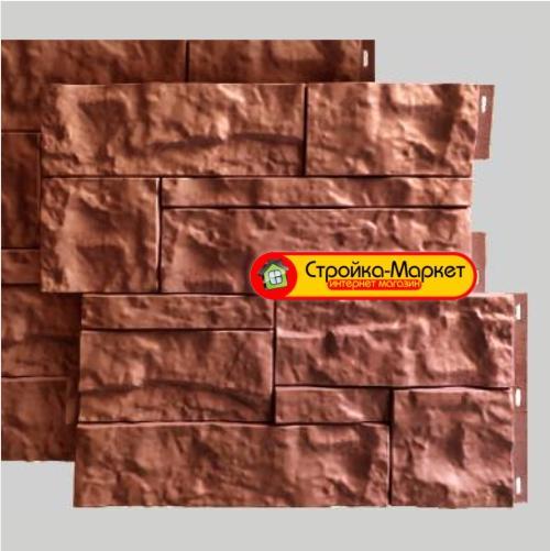 Фасадні панелі Wildstone, теракот