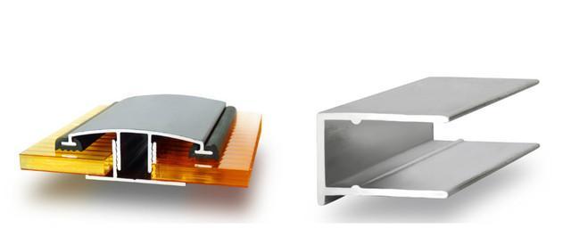 Комплектуючі для полікарбонату – важливі елементи при монтажі конструкції
