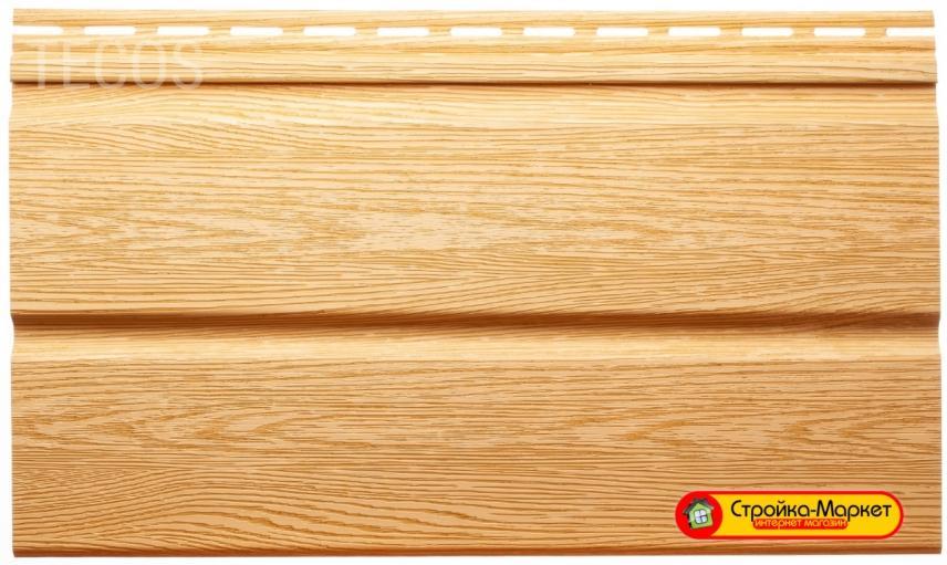 41927 Сайдинг Tecos Люкс серія «Вагонка» — Ангарська сосна