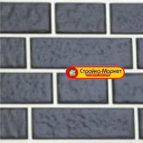 44372 Фасадная панель Tecos German brick collection — Кирпич берлинский