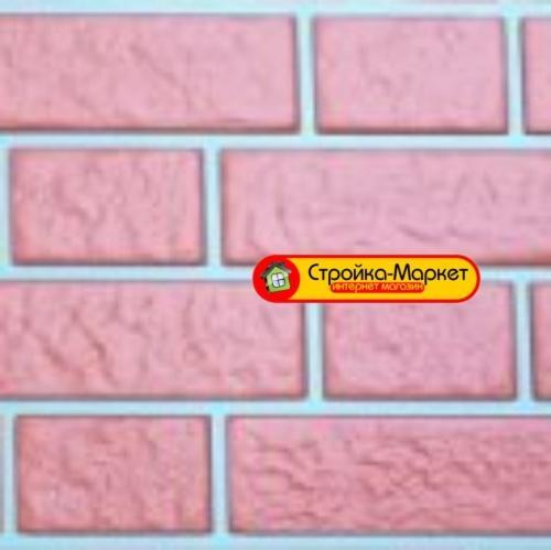 Фасадная панель Tecos German brick collection — Кирпич мюнхенский
