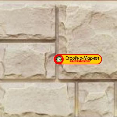 45438 Фасадная панель GL «Я-Фасад» Екатерининский камень — жемчуг