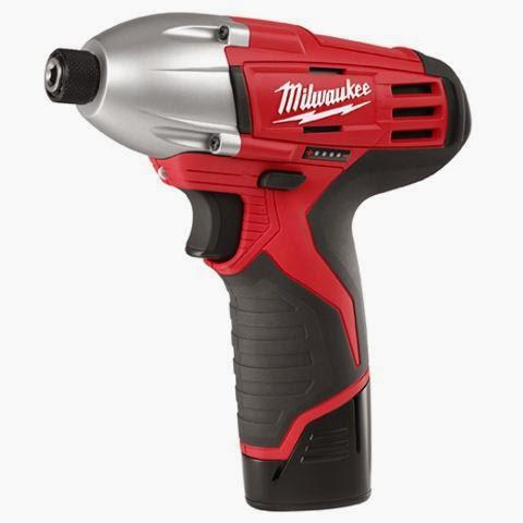 Ударный шуруповерт Milwaukee 2450-20