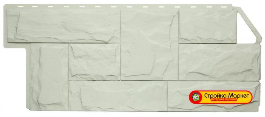 Цокольный сайдинг Альта-Профиль Гранит - Хибинский