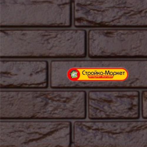 45822 Фасадна панель GL «Я-Фасад» Демидівський цегла — арабіка