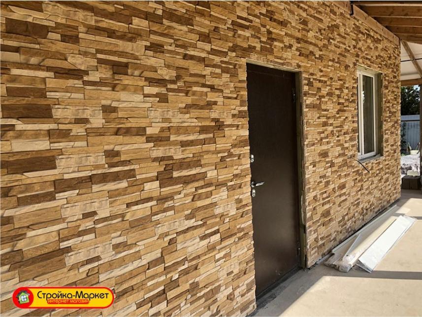 Фасадна плитка Каньйон (Дакота) камінь сланець — 77