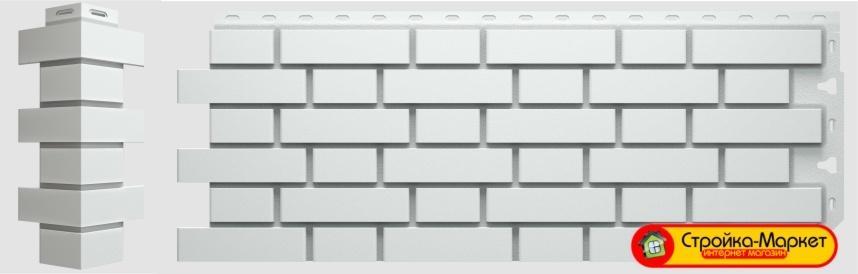 Фасадные панели Docke - FLEMISH, Белый