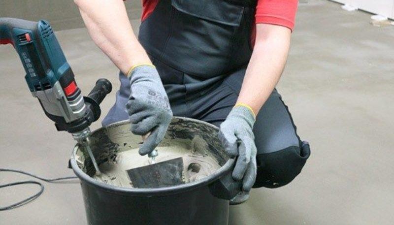 Зачем в бетон добавляют жидкое мыло