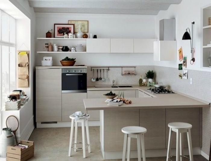 Ідеї, які допоможуть розкрити потенціал маленької кухні