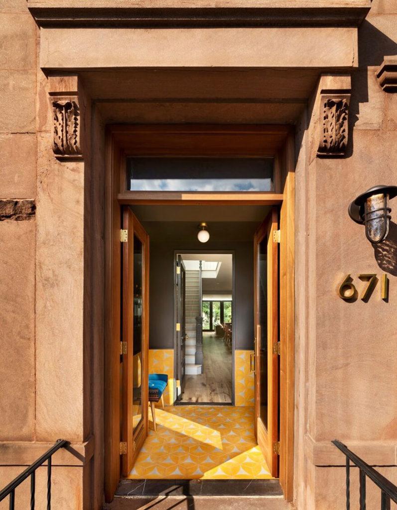 48185 Дивовижний будинок у Брукліні