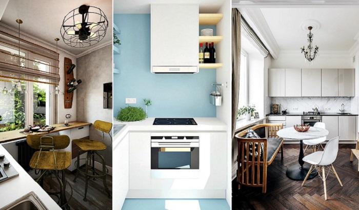 47891 Ідеї, які допоможуть розкрити потенціал маленької кухні