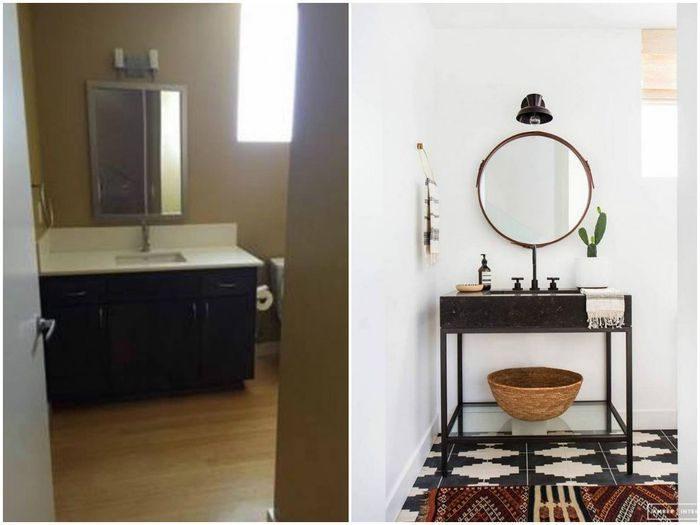 47830 Маленькі ванні: до і після
