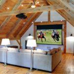 48016 Облаштування мансардного приміщення: особливості дизайну, оформлення мансарди з ламаним дахом