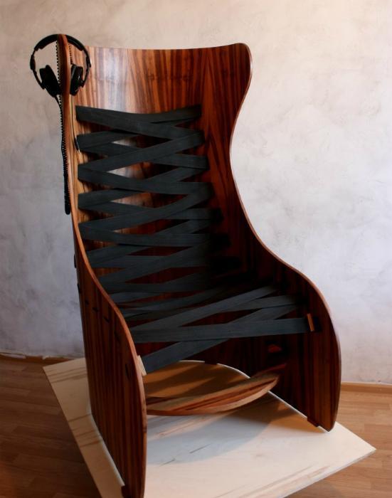 Дизайнерское кресло. | Фото: Мебель в Екатеринбурге - Е1.