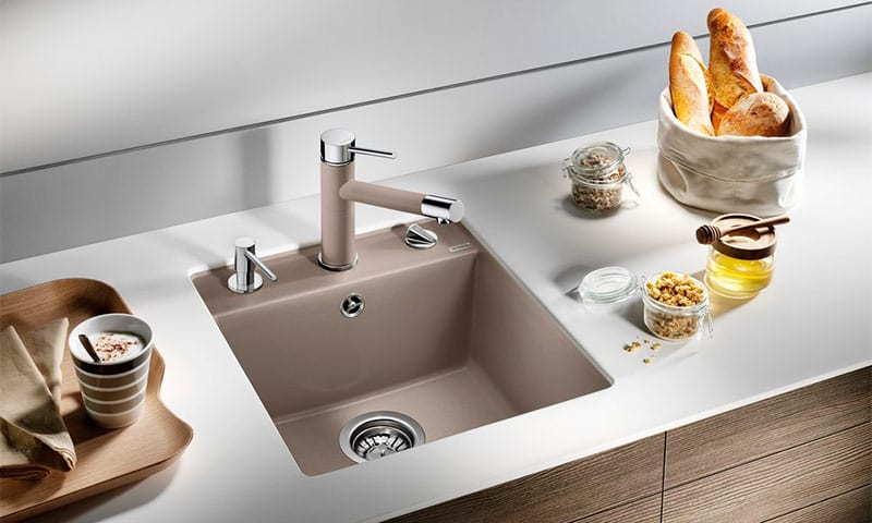 48315 Плюси і мінуси кам'яних мийок для кухні