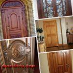 48144 Такі різні дерев'яні двері: пристрій, види та експлуатація