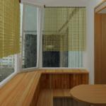 49497 Балкона: как неуютное захламлённое пространство превратить в зону творчества и приятного отдыха