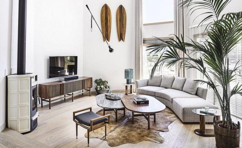 49057 Дом с потрясающим интерьером для летнего отдыха