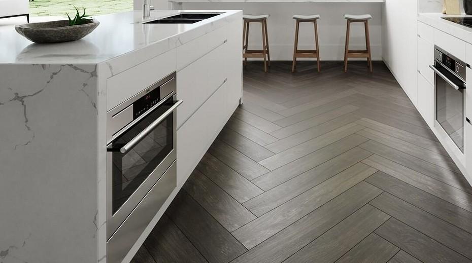 49366 Керамическая плитка – лучшее напольное покрытие для кухонь и прихожих