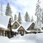 49734 Отличный зимний домик на берегу озера
