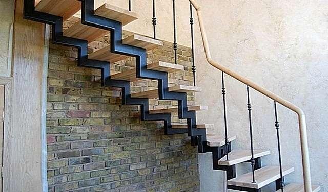 48889 Саморобна забежная сходи: конструкції та переваги