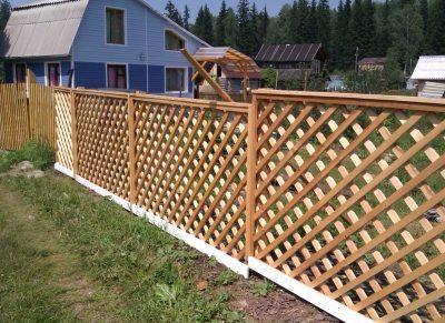 49042 Як побудувати паркан з каменю: поради «бувалих»