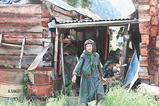 50239 Агафья Лыкова: где живет святая отшельница