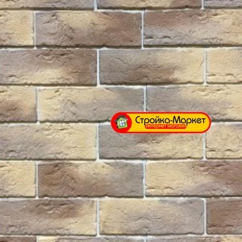 Фасадная плитка Каньон — вентилируемый фасад «Аризона» кирпич — K49