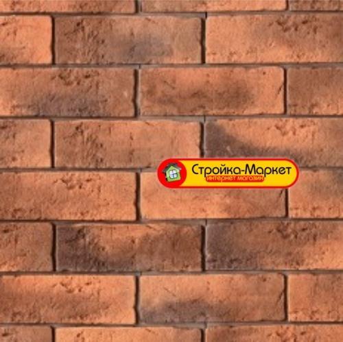 50071 Фасадная плитка Каньон — вентилируемый фасад «Аризона» кирпич — K39