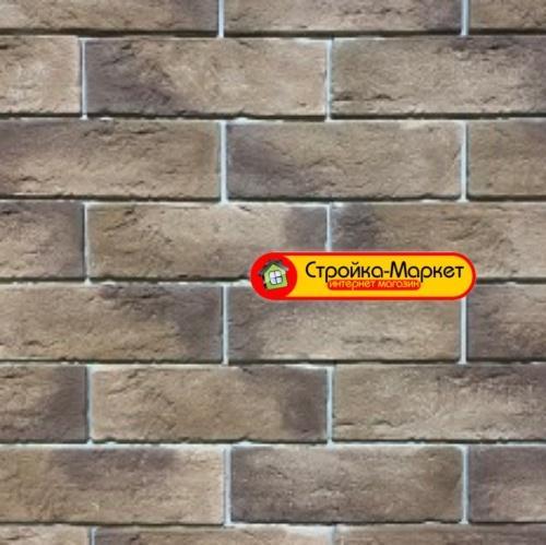 49946 Фасадная плитка Каньон — вентилируемый фасад «Аризона» кирпич — K48