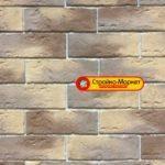 50009 Фасадная плитка Каньон — вентилируемый фасад «Аризона» кирпич — K49