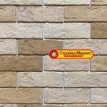 49904 Фасадная плитка Каньон — вентилируемый фасад «Аризона» кирпич — K68