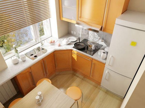50400 Интересные решения для маленькой кухни