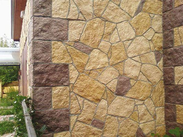 50680 Искусственный камень в облицовке: сможет ли он стать полноценной заменой натуральному