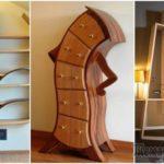 49978 Необычная деревянная мебель