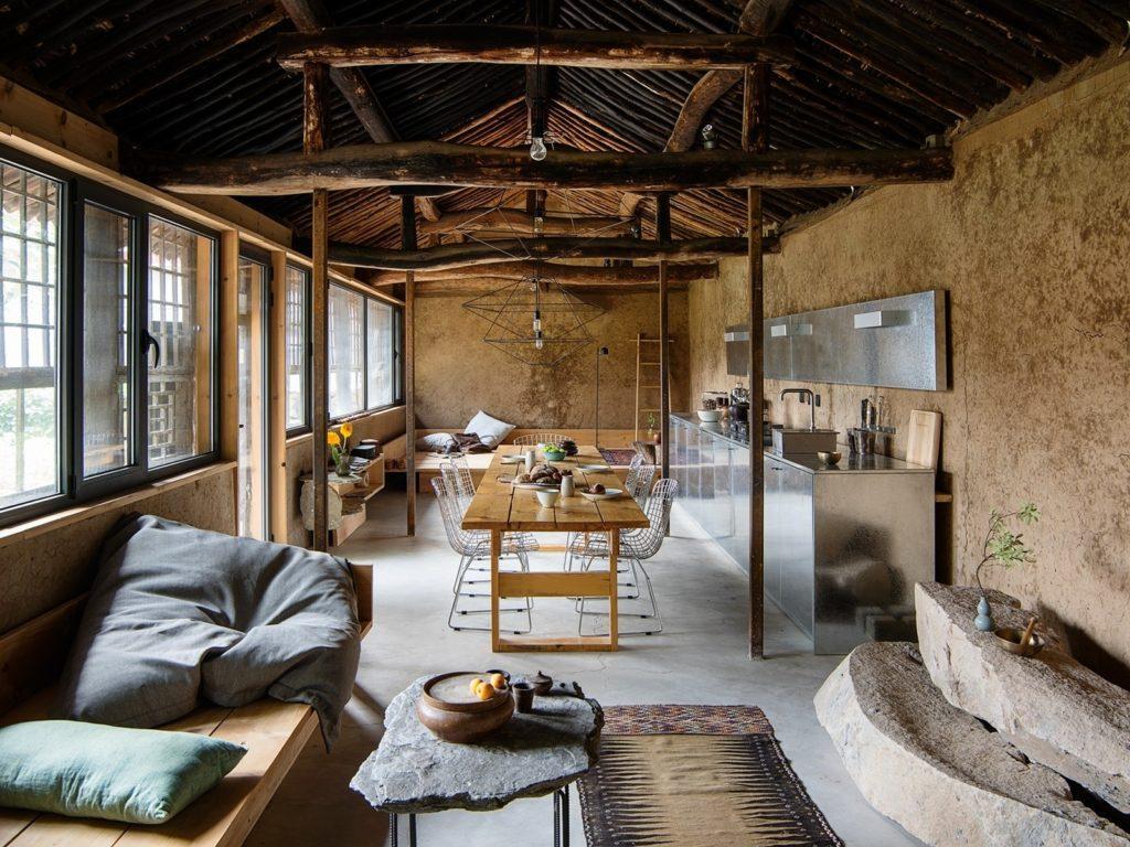 49942 Обновленный интерьер старого дома в Китае
