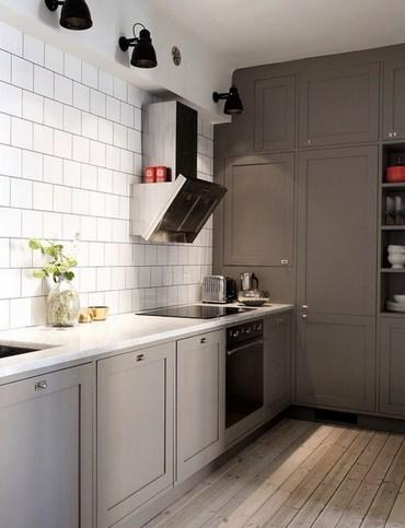 Интересные решения для маленькой кухни