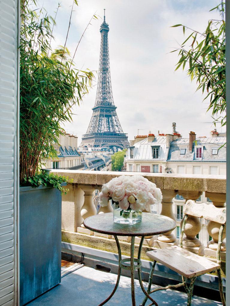50428 Потрясающая квартира в париже