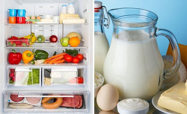 50379 Правильная организация холодильника