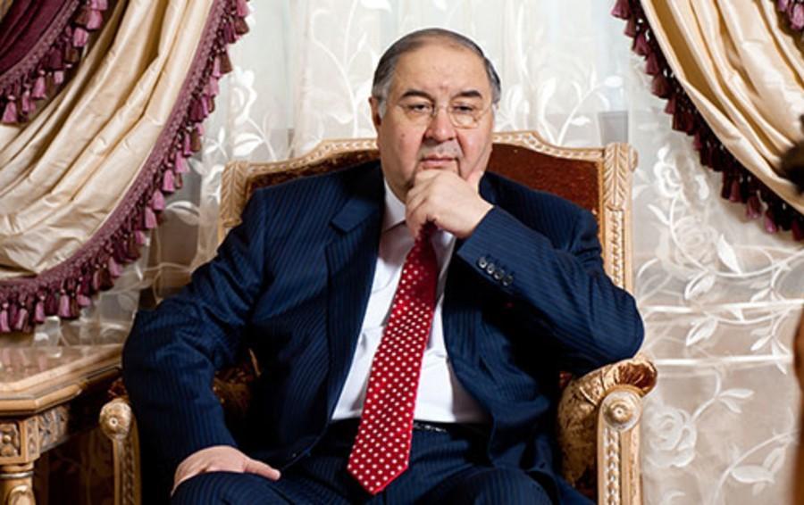 50442 Ташкентский предприниматель Алишер Усманов и его резиденция