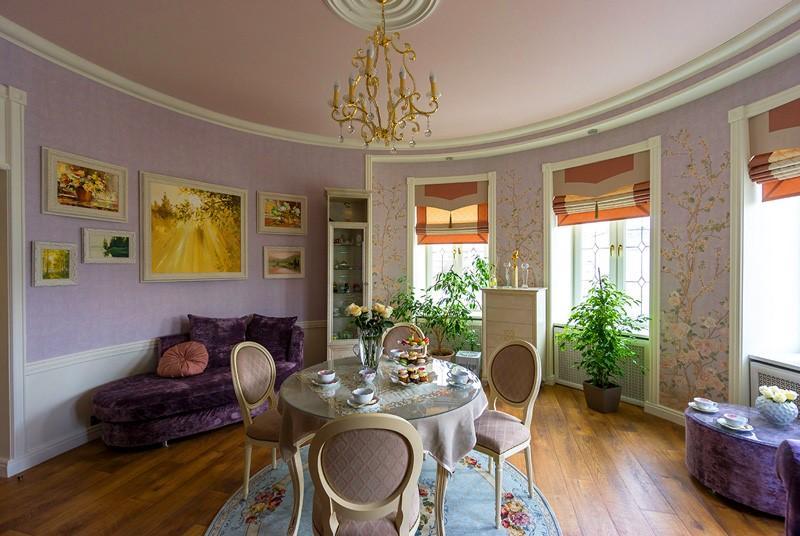 50146 Татьяна Догилева: квартира в элитном районе и загородный дом