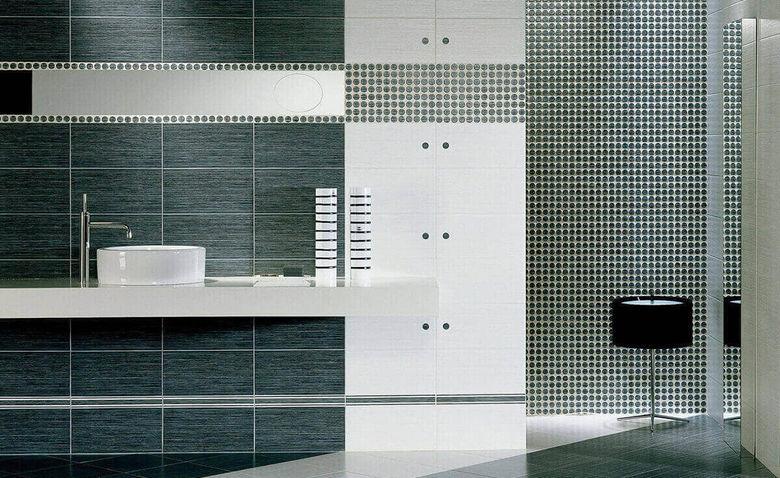 50951 Как оригинально оформить ванную комнату