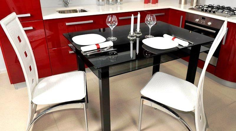 51723 Как выбрать столы и стулья для кухонь малогабаритных квартир