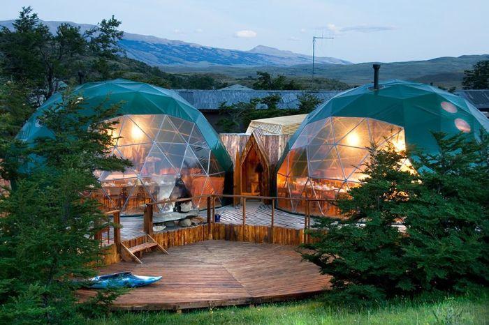 Огромный купол привлечет внимание прохожих. | Фото: telegraf.org.ua