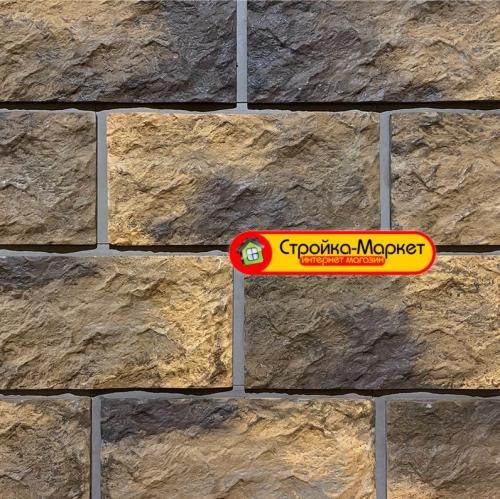 Плитка фасадная «Большой Сколотый камень» — Каньон — 30