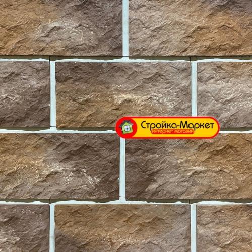 Плитка фасадная «Большой Сколотый камень» — Каньон — 37