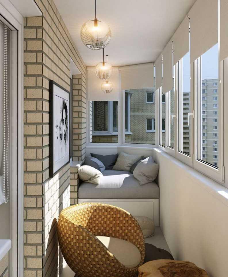 51326 Преобразование пустующего балконного пространства в удобный тёплый кабинет