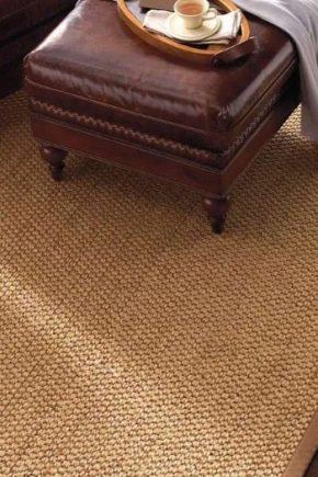 51377 Циновки: разновидности ковриков и их применение в оформлении интерьера